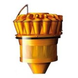 Dyson DC39 Satin Royal Yellow Cyclone Assembly, 923410-02