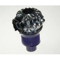 Dyson DC58, DC59, DC61, DC62 Animal, V6 Animal, Nickel Purple Cyclone Assembly, 965878-01