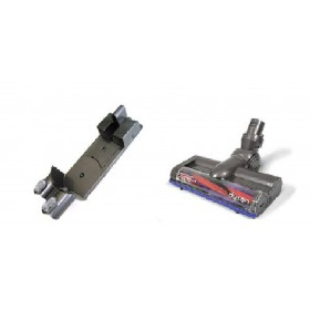 Dyson DC58, DC61 Animal Handheld Wall Dock Assembly and Motorhead Assembly (Genuine)