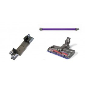 Dyson DC59, DC61, DC62 Animal Handheld Wand Assembly 965663-05, Wall Dock Assembly 965876-01 and Motorhead Assembly 949852-05 (Genuine)