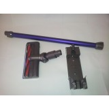 Dyson V6 Animal, V6 Fluffy Handheld Wand Assembly 965663-05, Wall Dock Assembly 965876-01 and Motorhead Assembly 949852-05 (Genuine)