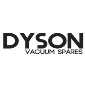 Dyson V6 Fluffy Soft Roller Head End Cap Assembly, 966490-01