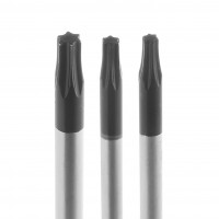 Dyson Star Screwdriver Set of 3 (T8-T10-T15 Star Torx), QUAMIS604